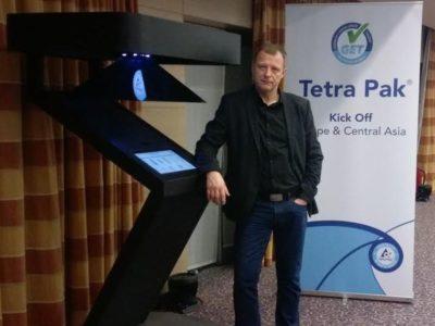 Ludbreški poduzetnički inkubator osmislio hologram koji će prezentirati proizvode